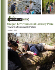 Oregon-environmental-literacy-plan cover